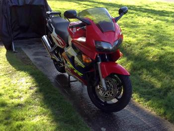 Honda VF800 by Gaiser-motorcycles on DeviantArt