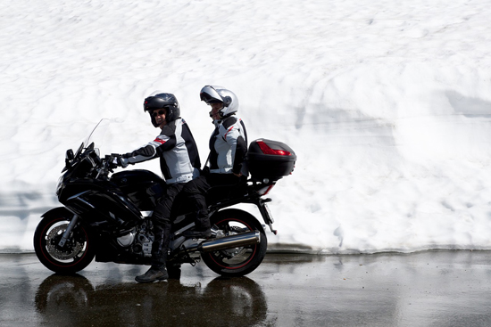 Motorcycle Sport Touring