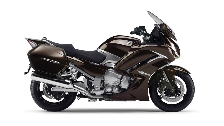 Yamaha Fjra Sport Touring Motorcycle